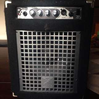 Base Master Amplifier