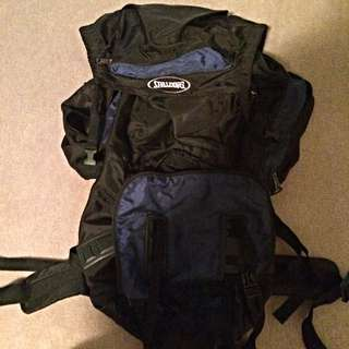Portage Camping Backpack