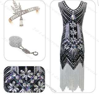 Great Gatsby Costume & Accessories