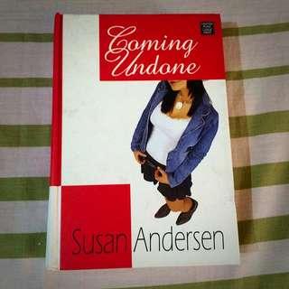 Coming Undone By Susan Andersen