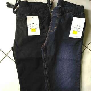 Jogger Jeans 7/8 Jogger Pendek