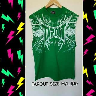 Tapout Thank Top
