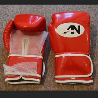 Boxing Gloves Brand New Red Top Quality Great Price