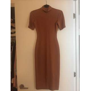 H & M Dress. Fitted Knit.