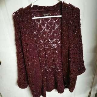 Denver Hayes Sweater Size: M