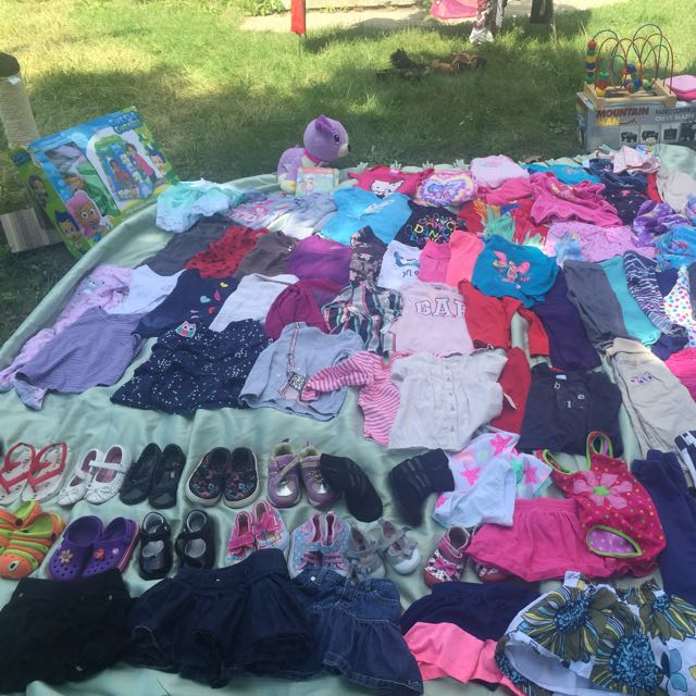 12-18 Month Clothing Lot!