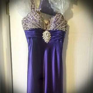 Prom Style Gown