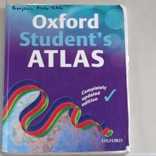 OXFORD Student's ATLAS - Geography
