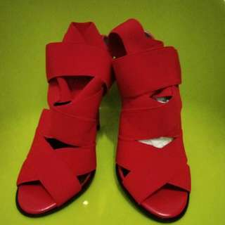 ZARA 繃帶鞋