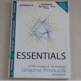 ESSENTIALS Graphic Products Workbook - Design And Technology