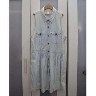 FOREVER 21 Denim Sleeveless Dress *PRELOVED*