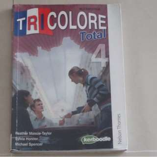TRIColore Total 4 - French