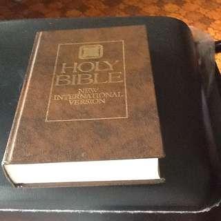 Bible New International Version