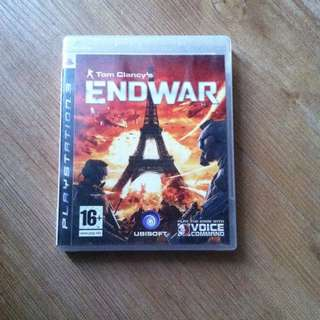 bd game PS3 Endwar