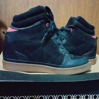 Bershka Wedge Sneakers