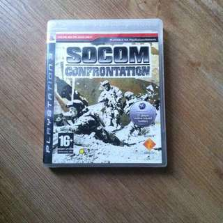 bd game PS3 Socom Confrontation