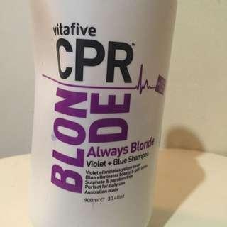 CPR Blonde