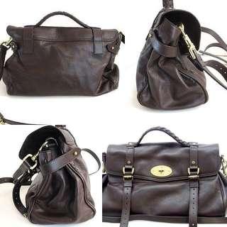 Mulberry Alexa satchel handbags