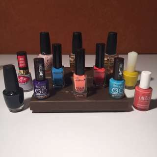 Nail Polish 💅🏽💅🏽💅🏽 Check Out Product Info For Prices