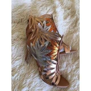 Nine West Urgint Ankle Boots Heels