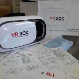 Virtual 3D Reality Glasses VR