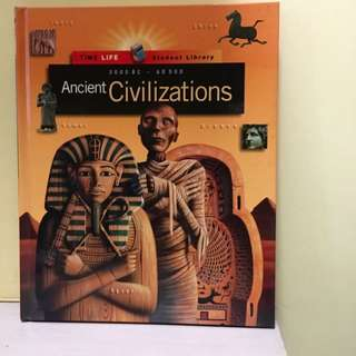 Time-life Student Library: Ancient Civilizations