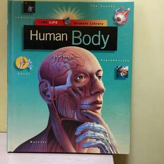 Time-life Student Library: Human Body
