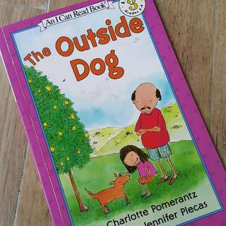 An I Can Read Book - The Outside Dog