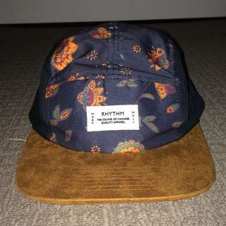 Rhythm Patterned Hat