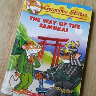 Geronimo Stilton - The Way Of The Samurai
