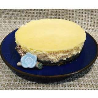 重乳酪蛋糕-四吋