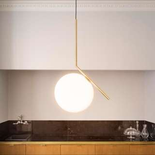 Flos Ic S2 Pendant Light