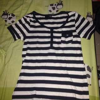 Topshop Stripe T-shirt