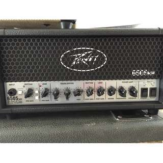 PEAVEY 6505 MH MINI HEAD GUITAR AMPLIFIER (20W, 5W, 1W)