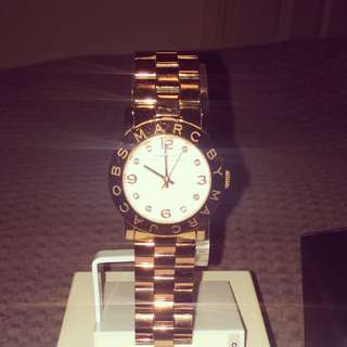 Marc Jacobs Rose Gold Watch Free Shipping 😍❤️