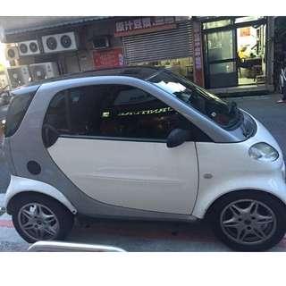 smart 女用車自售  白銀