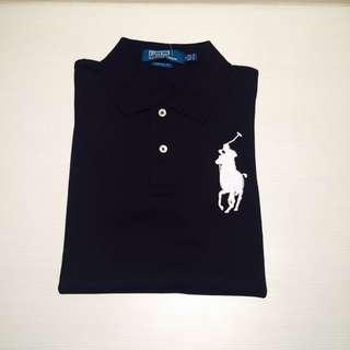 Polo Ralph Lauren 短袖 Polo衫 大馬 素色