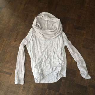 Anthropology Slouchy Sweater