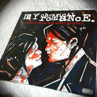 My Chemical Romance Vinyl Record