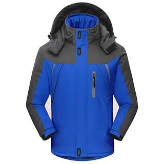 Windproof Waterproof Breathable Winter Jacket