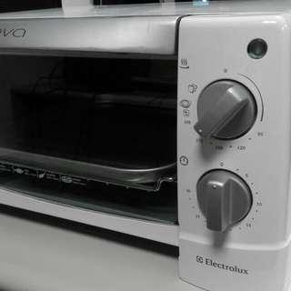 Electrolux烤箱~不保留