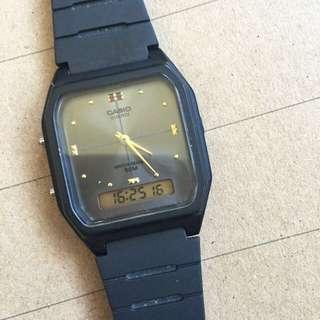 CASIO 經典手錶 正品 AW-48H
