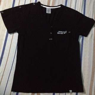 Jag Black Shirt
