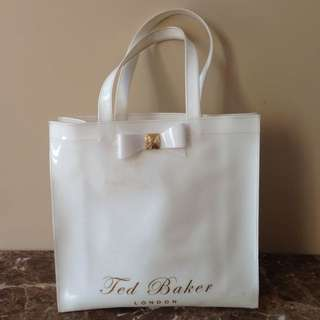 Ted Baker Plastic Beach Bag
