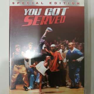 You Got Served DVD