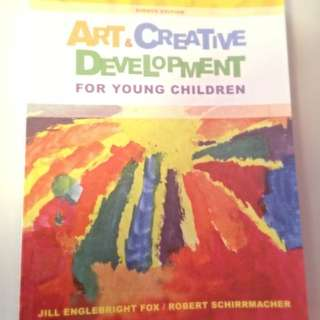 Arts & Creative Development For Young Children- 8th Edition