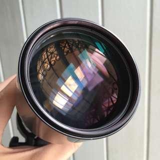 Nikon AI-S 400mm F5.6 ED *RARE*