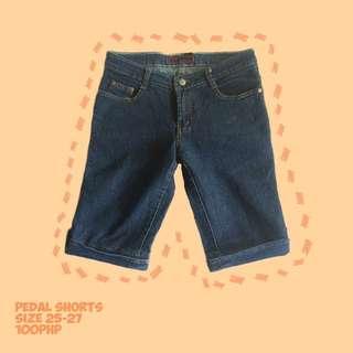 Pedal Shorts