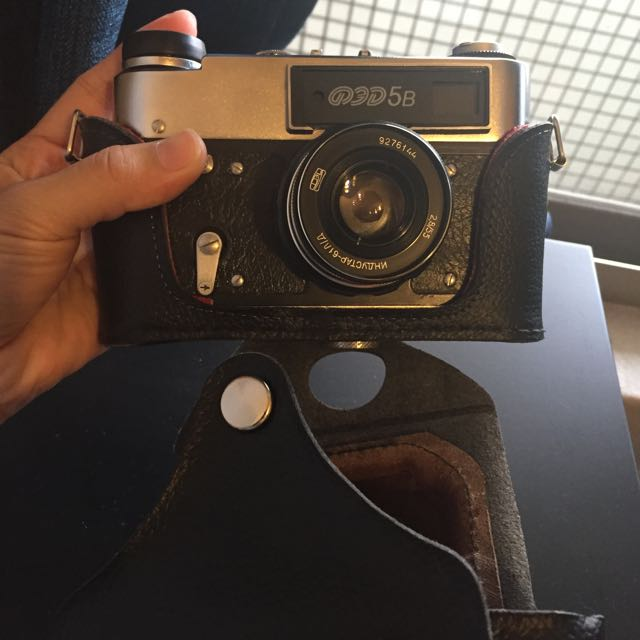 古董蘇聯相機