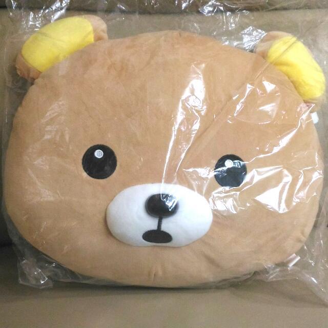 (全新)熊熊抱枕